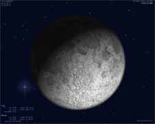 Actual Moon 3D screenshot