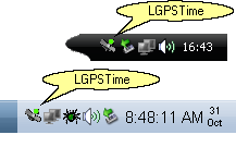 LGPSTime screenshot